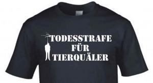 Todesstrafe-für-Tierquäler-T-Shirt