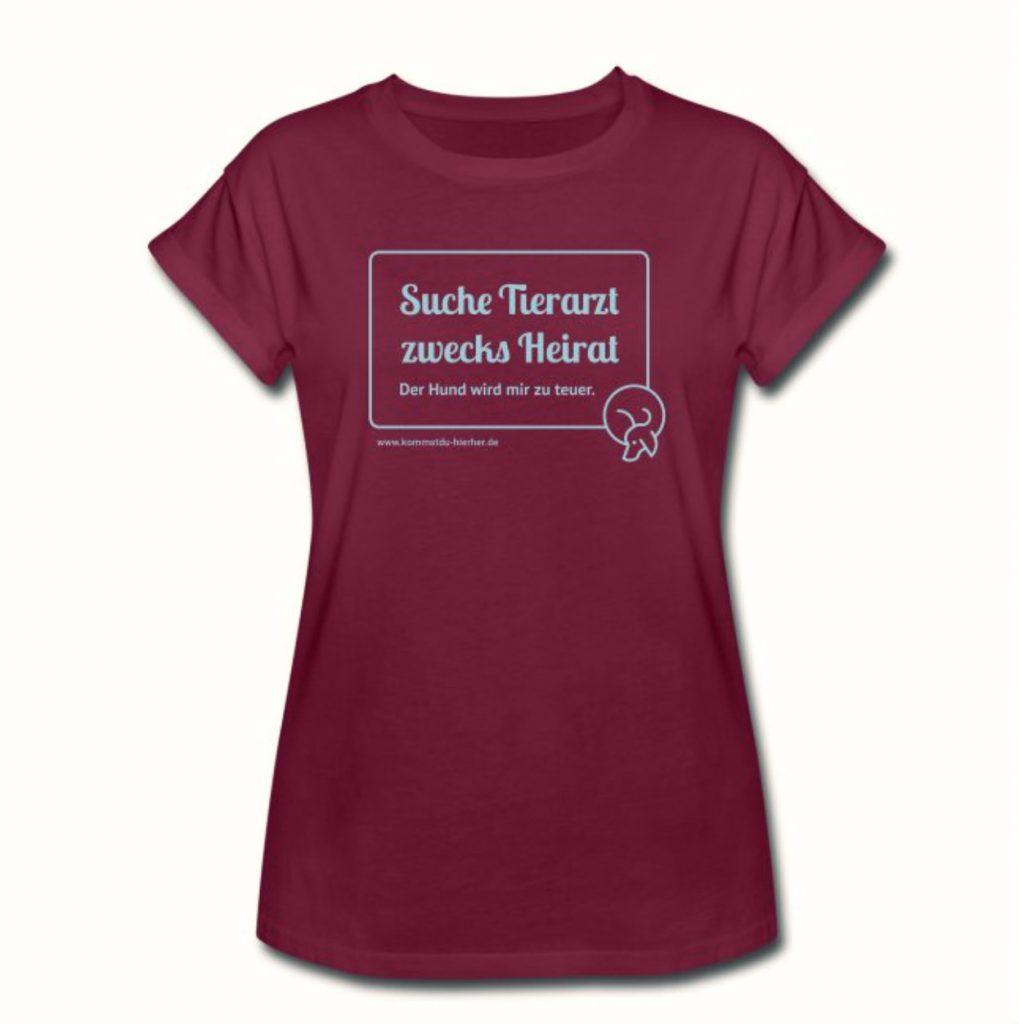 T-Shirt lustig für Hundehalter