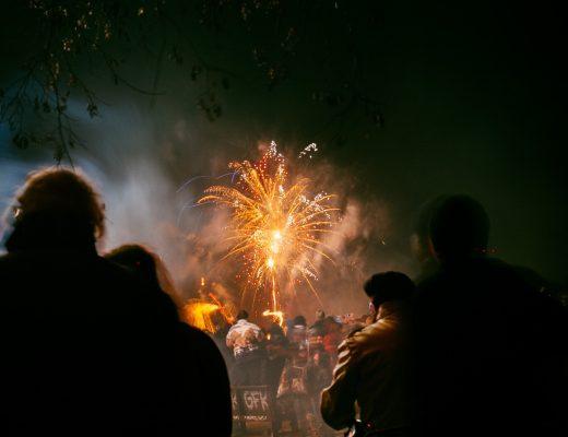 Feuerwerk verbieten Hunde
